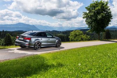 Audi S3 Berline par Abt (officiel)