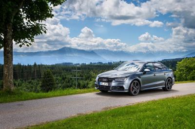 Audi S3 Berline par Abt (officiel)