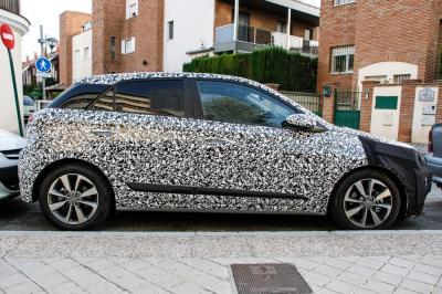 Hyundai i20 Turbo (juillet 2015)