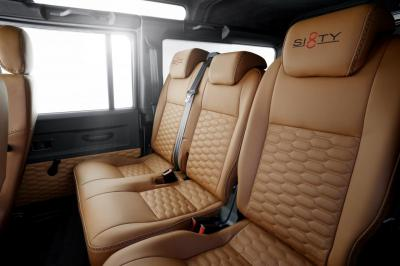 Land Rover Defender Sixty8 par Startech (officiel)