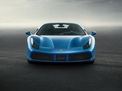 Ferrari 488 Spider (officiel)