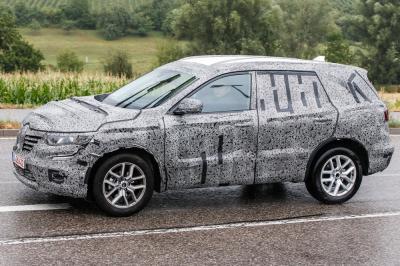 SUV Renault 2016 (juillet 2015)