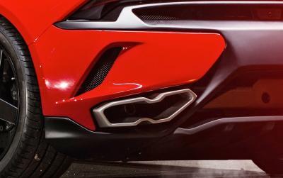 Lamborghini Huracan par Ares Performance (officiel)