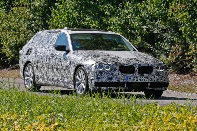 BMW Série 5 Touring (août 2015)