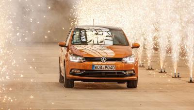 Volkswagen Polo Original 2015 (officiel)