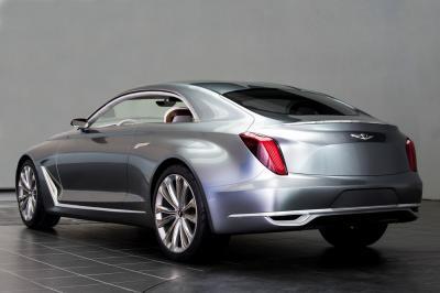 Hyundai Vision G Coupé Concept 2015 (officiel)