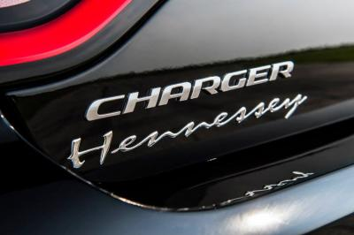 Dodge Charger Hellcat HPE800 par Hennessey (officiel)