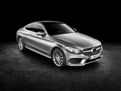 Mercedes Classe C Coupé 2016 (officiel)
