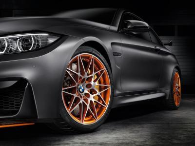 BMW M4 GTS Concept (Pebble Beach 2015 - officiel)