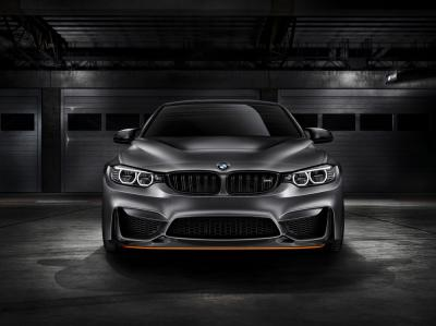 BMW M4 GTS Concept (Pebble Beach 2015 - officiel)