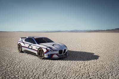 BMW 3.0 CSL Hommage R Concept (Pebble Beach 2015 - officiel)