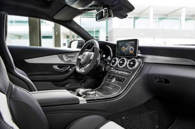 Mercedes-AMG C 63 Coupé 2016 (officiel)