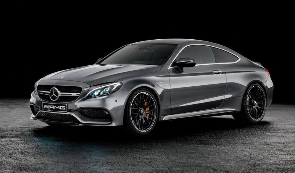 Mercedes-AMG C 63 Coupé 2016 (officiel)
