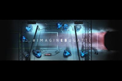 Teasers Bugatti Vision Gran Turismo (officiel)
