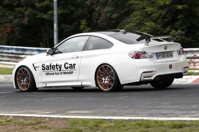 BMW M4 GTS (août 2015)