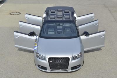 Audi A3 Cabriolet Limousine
