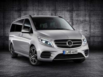 Mercedes Classe V AMG Line (officiel)