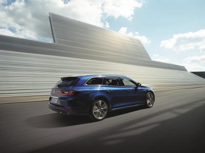 Renault Talisman Estate 2016 (officiel)
