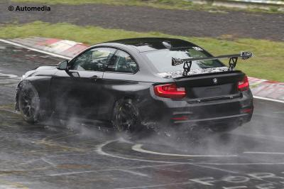 BMW M235i Cup 2016 (août 2015)