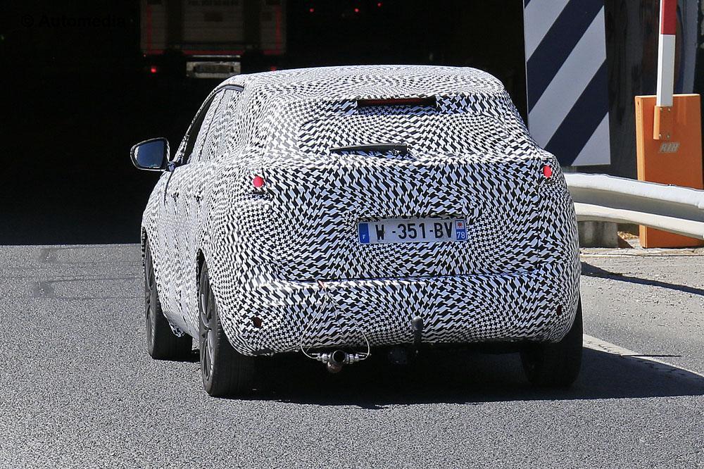 Peugeot 3008 2016 (août 2015)