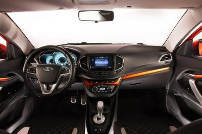 Lada Vesta Cross Concept (officiel)