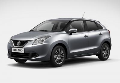 Suzuki Baleno 2016 (officiel)