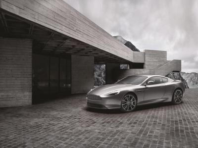 Aston Martin DB9 GT Bond Edition (officiel)