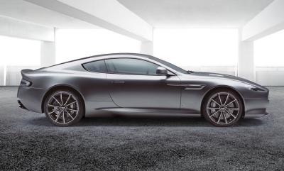 Aston Martin DB9 GT Bond Edition (officiel)