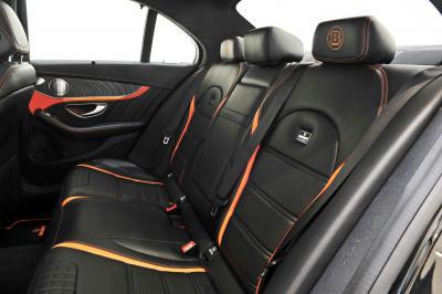 Mercedes-AMG C 63 S par Brabus (officiel)