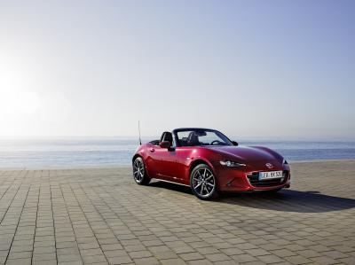 Mazda Mx-5 2015 (essai)