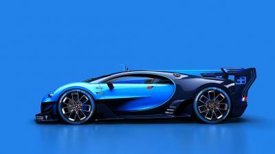 Bugatti Vision Gran Turismo (officiel)