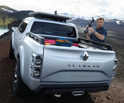 Renault Alaskan Concept (officiel)