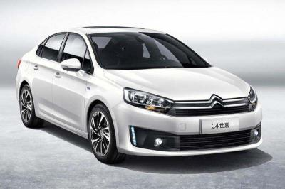 Citroën C4 2016 (Chine - officiel)