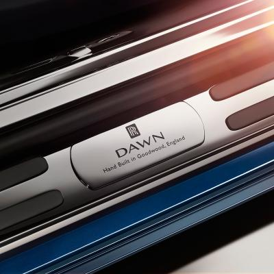 Teasers Rolls-Royce Dawn (officiel)