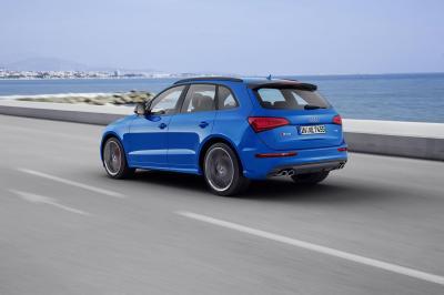 Audi SQ5 TDI Plus 2015 (officiel)