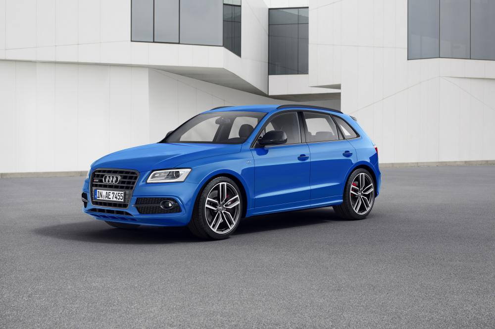 Audi SQ5 TDI Plus 2015 (officiel)