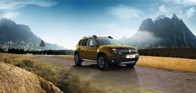 Dacia Duster 2016 (officiel)