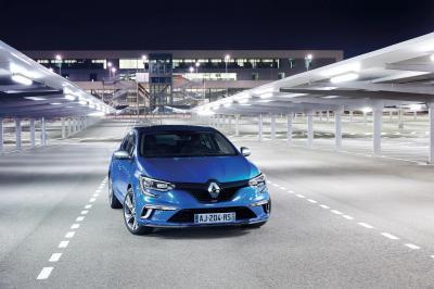 Renault Mégane 2015 (officiel)