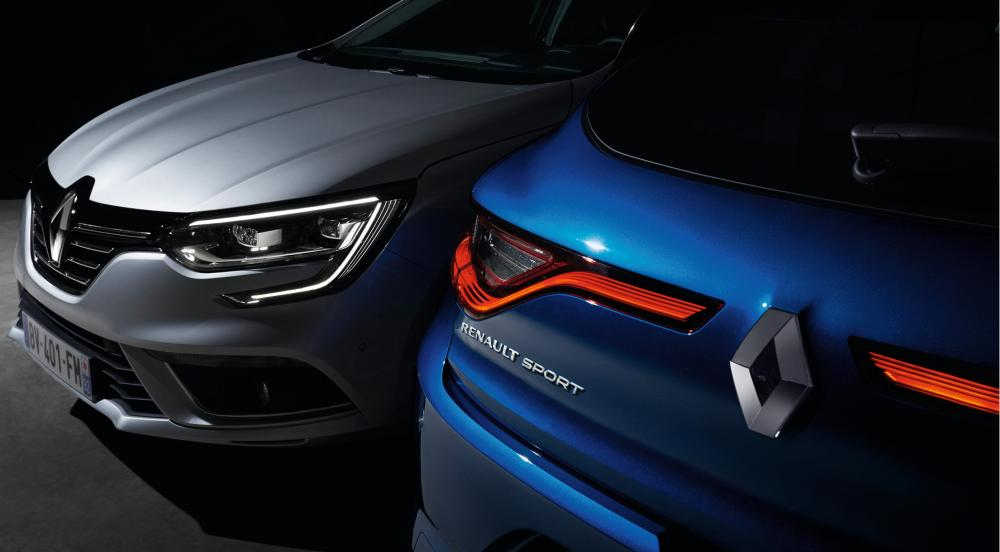 Renault Mégane 2015 (officiel)