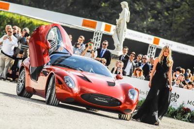 10 voitures immanquables du Concours d'Elegance de Chantilly 2015