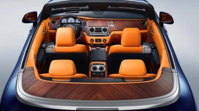 Rolls-Royce Dawn 2016 (officiel)