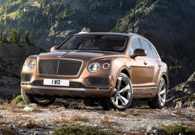 Bentley Bentayga 2016 (officiel)