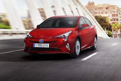 Toyota Prius 4 (officiel)