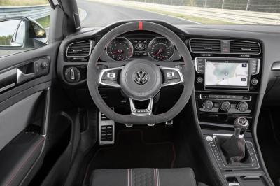Volkswagen Golf GTI Clubsport 2016 (officiel)