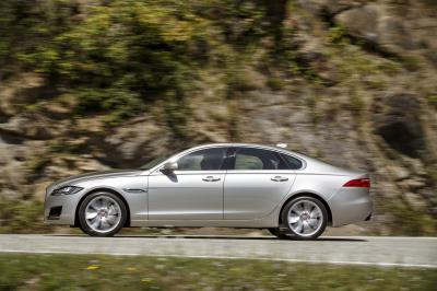 Jaguar XF 2015 (essai)