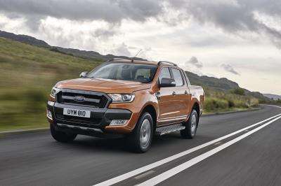 Ford Ranger 2016 (officiel)