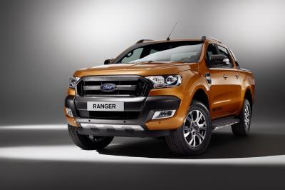 Ford Ranger 2016 (officiel)