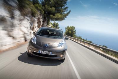 Nissan Leaf 30kWh 2016 (essai)