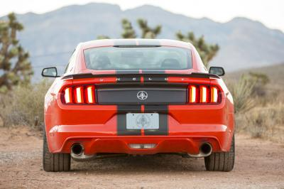 Ford Mustang EcoBoost 2015 par Shelby (officiel)