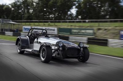 Caterham Superlight Twenty 2016 (officiel)